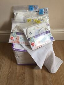 Mio Miosoft Two-Piece Reusable Birth to Potty Pack (Unisex) Details