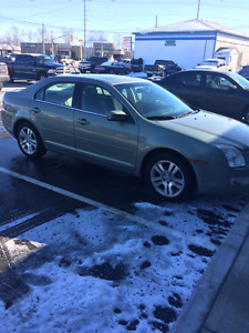 2009 ford fusion low kms manual sold pending