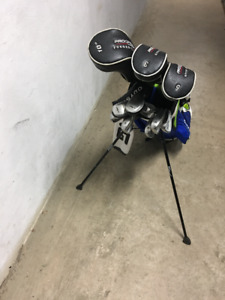 Complete Golf Clubs Equipment Package