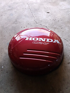1997 -2001 Honda CRV Hard case spare tire cover