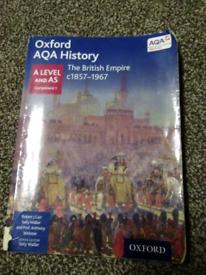 Oxford AQA history