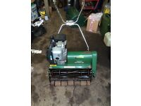Olympic 500 cylinder mower in Good condition with Honda engine