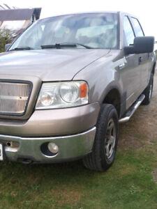 2006 Ford f150 triton 4x4 4.6L