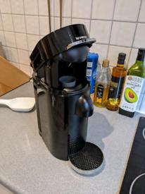 Nespresso Vertuo Plus Coffee Machine by Magimix, Piano Black