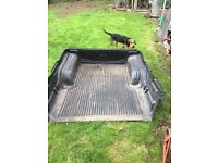 Mitsubishi l200 rear bed liner