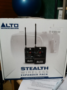 Alto Professional Stealth Wireless expander pack.