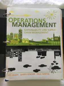TEXTBOOK - Operations Management - 2nd Cnd Ed