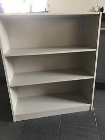 Bookcase extra deep