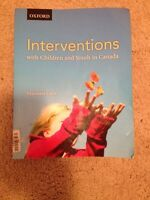Interventions with Children and Youth in Canada