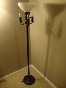 1930's Four Light Floor Lamp