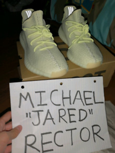 YEEZY Boost 350 V2 Butter size 10.5 DS