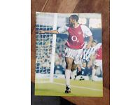 Arsenal signed Thierry Henry photo