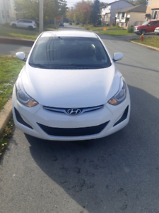 2015 Hyundai Elantra ( Well Maintained)
