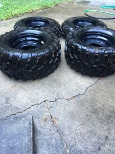 New ATV Tires from Polaris Sportsman 800
