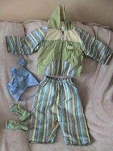 Habit de printemps/automne Perlimpinpin pour garçon - 2-3 ans