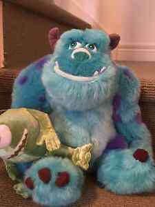 Monsters Inc. plush animals new from Disney! West Island Greater Montréal image 4