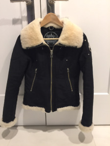Moose Knuckles shearling Winter Jacket