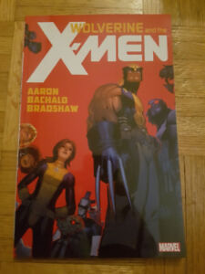 Wolverine and the X-Men Vol 1-8 Marvel Softcover