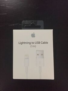 ORIGINAL OEM APPLE USB DATA CABLE WIRE CHARGER FOR IPHONE 6 7 6S Regina Regina Area image 3