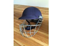 Small kids Grey Nicholls cricket helmet