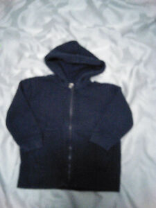 A hoodie and winter tops size2-3 T
