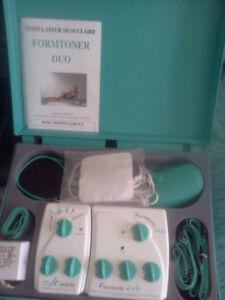 Electrostimulateur - stimulateur musculaire - FORMTONER DUO