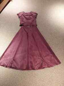 Homemade bridesmaide dress Kitchener / Waterloo Kitchener Area image 2