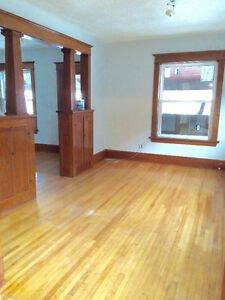 Downtown Moncton!!! Newly renovated duplex for rent.