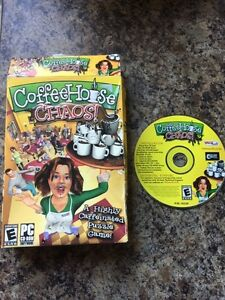 Coffeehouse Chaos Computer Game