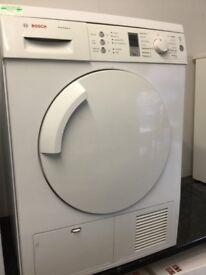 Bosch 8kg tumble dryer Condenser
