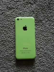Green iphone 5C 8GB