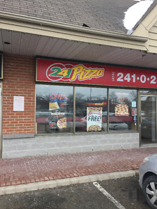 PIZZA STORE FOR SALE IN MISSISSAUGA