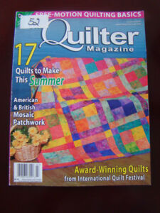 The Quilters Magazine  (8)