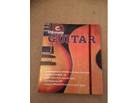 Learn to play the guitar set including song book and dvd brand new never used
