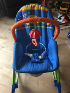 Chaise bercante Fisher-Price Rocker chair