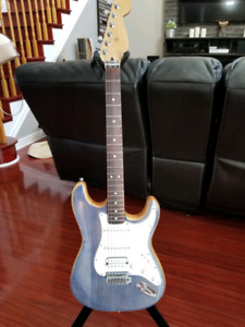 Genuine Fender Partscaster Strat for trade.