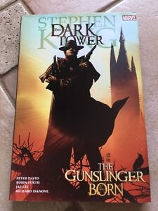 MARVEL STEPHEN KING hard cover The Gunslinger Born