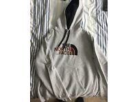 North Face hoody