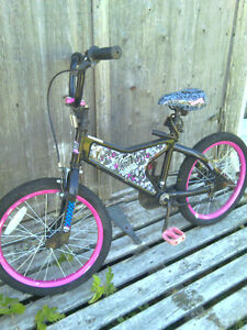 Two girls bikes for sale.