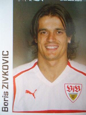 PANINI 452 BL FUSSBALL 2004 05 BORIS ZIVKOVIC VFB STUTTGART
