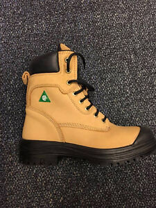 Men's Lynx STSP Work Boots. Size 9.5