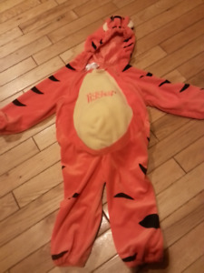 Tigger costume - size 18-24 months