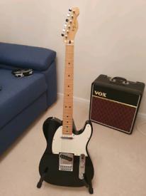 Fender Telecaster Black MIM 2013