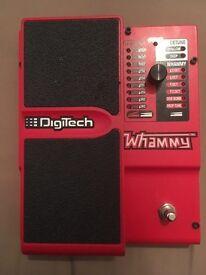 Digitech Whammy pedal mk4