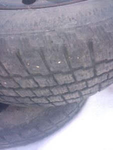205 65 r15 tires& rim included($290)