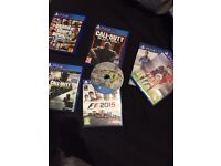 **BARGAIN** PlayStation 4 with GTA5, Fifa 17, infinite warfare and remastered cod4