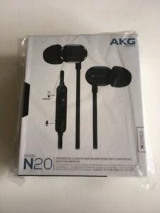 Sealed AKG N20 Reference In-ear Headphones
