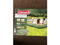 Coleman maxi Air bed Double + 2 Pumps