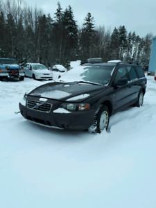 Parting out 2004 volvo wagon