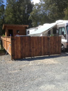rv lot for sale(land only)PRICE REDUCDED